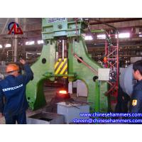 Quality 2Ton Hydraulic Open Die Forging Hammer for sale