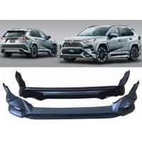Quality TRD Style Body Kits Front and Rear Bumper Covers for Toyota Rav4 2019 2020 for sale