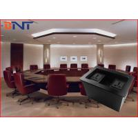 Quality Universal Standard Conference Room Table Socket Box 190mm * 130mm for sale