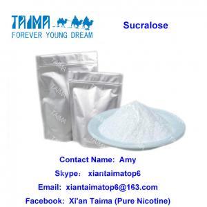 Quality Sweeteners Sucralose,Bulk Sucralose Food Grade Sucralose Granular for sale