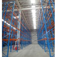 Quality Heavy duty racks storage pallet racking Q235 steel shelving system for sale