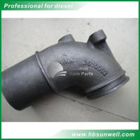 China Cummins Diesel engine part 4BT 6BT DCEC Turbo Exhaust Outlet Pipe 3910992 Turbocharger Elbow on sale