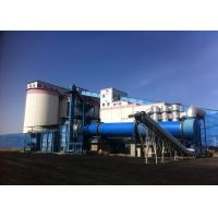 Quality Industrial Rotary Dryer Machine , Rotary Drying Line For Fertilizer Plant for sale