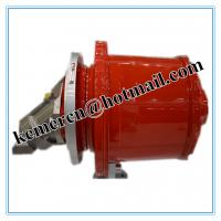 Buy Travel drive gearbox GFT26T2, GFT26T3 series planetary gearbox for track drive application at wholesale prices