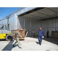 Quality All aluminum fully automatic lumber dryer for hardwood and softwood drying for sale