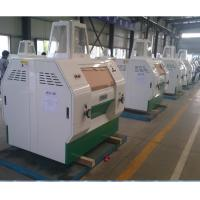 Quality Eco - Friendly Industrial Flour Mill Wheat Roller Flour Mill Machinery Low Noise for sale
