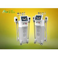 Quality Germany imported handle pipe best cryolipolysis slimming machine for sale