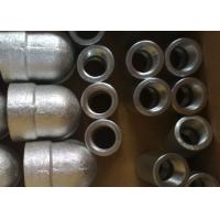 Quality 1/2 Inch CL 3000 NPT Forged Stainless Steel Pipe Fittings Threaded Coupling B16.11 for sale