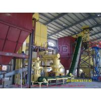 Quality YULONG 4-6T/H wood pellet production line for sale