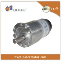 China low baclash metal gearbox 12V 24V high torque gear motor on sale