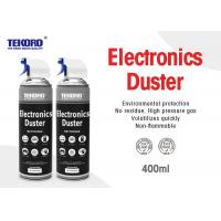Quality Electronics Duster Safe On All Plastics With Fast And Effective Removal Propellant Gas for sale