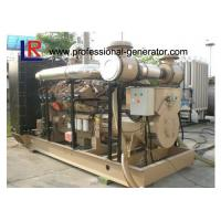 Quality High Efficiency Natural Gas Generators 500kVA Energy Saving Open / Silent Type for sale