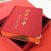 Quality Pink color softcover child book printing for sale