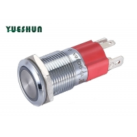 Quality 16MM Led Light Large Current 10A Push Button Switch for sale