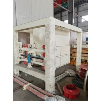 Quality Aerated Concrete Block Production Machine for Building Material - Hydraulic Lifting Pallet Station For Forklift Loading for sale