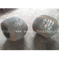 China F60 Duplex Stainless Steel Ball Valve Forging Rough Machined Custom Forgings on sale
