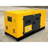 Quality Low Noise Removable Emergency Diesel Generator 1500RPM 10KW 13KVA 190V - 208V for sale