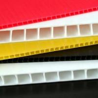 Quality Corrugated Plastic Sheet 2~12mm for sale