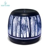 Quality Metal 500ML Aromatherapy Essential Oil Diffuser for sale
