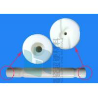 Quality 95% White Alumina Ceramic Bearings And Shafts High Anti - Abrasion ISO Approved for sale