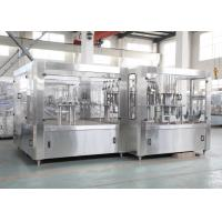 Electric 15000BPH Juice Filling Machine