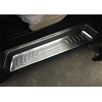 Quality Steel Side Door Sill Scuff Plate For New Mercedes - Benz Vito 2016 2018 for sale