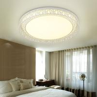China 12W 11 Inch Lounge Ceiling Lights Greek Style Iron Art Metal Acrylic 3000 - 3500K on sale