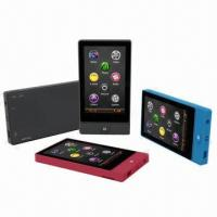 Quality 3.0-inch MP4 Players, Supports Touchscreen, Vibration and G-sensor for sale