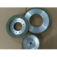 1A1 Resin Bonded Diamond Grinding Wheels For Ceramic Glass High Performance