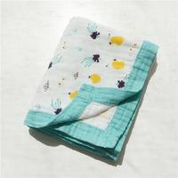 Quality Unisex Personalized Swaddle Blanket Large 43 * 47 Inches For Boys / Girls for sale