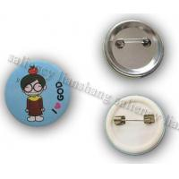China Button Badge/Pin Badge on sale