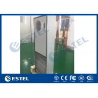 Quality Split Type Control Cabinet Air Conditioner Rack Mounted 2500W Cooling Capacity for sale