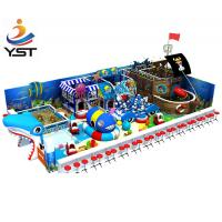 China EU Standard The Traffic Theme Kids Play Area Commercial Indoor Playground Equipment for Sale on sale