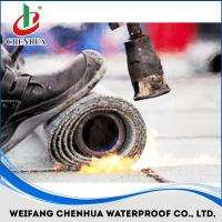 Quality Torch Bitumen waterproof membrane 2.0mm-5.0mm sand surface\PE for sale