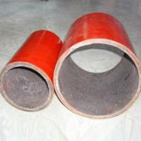 Quality Abrasion resistant ceramic lined pipe for sale