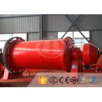 China Building Materials Ball Mill Equipment Dry Grinding Ball Mill ISO 9001 Certification on sale