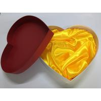 Quality Heart Shaped Blister Paper Packing Box / Cardboard Packaging Boxes for sale