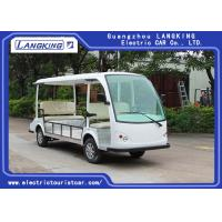 Quality 5 Seats Electric Passenger Vehicle 48V Luggage Compartment For Disabled Car for sale