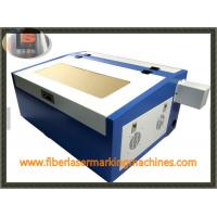 Quality Step Motor Laser Wood Cutting Machine , 3D Wood Laser Cutting Machine For Metal Sheet for sale