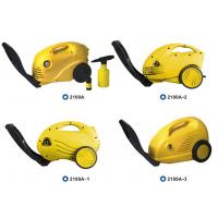 China Mini Household electric high pressure water cleaners 1200W Power on sale