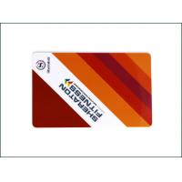 Buy PVC Blank RFID Smart Card 4C Offset Printing Durable For Access Control at wholesale prices