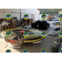 Quality Cartoon statue spaceship model same in cartoon movie fiberglass as  in car shop/ Celebrating party for sale
