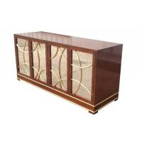 Buy Antique Hotel Room Dresser 5 Star Hotel MDF Board With Recessed Back Panel at wholesale prices