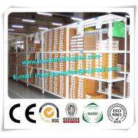 Quality Light Duty Shelving Cold Formed Steel Column , C Z Purlin Roll Forming Machine for sale
