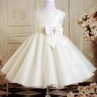 Quality New Styles Flower Girl's Dress, OEM Orders Welcome for sale