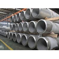 Quality High Density Alloy 31 Pipe , Nickel Alloy Round Tube For Petroleum Chemical Engineering for sale
