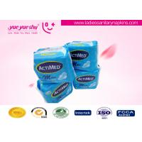 Buy cheap 270mm Disposable Sanitary Napkins Menstrual Period Use With Soft Surface from wholesalers