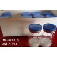 Hexarelin Growth Hormone Peptides 140703-51-1 For Decreasing Body Fat , KOSHER Approval