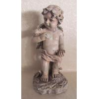 Quality Resin Angel Statue Decoration Decoration (SFR5724) for sale