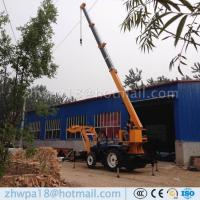 Quality Tractor Crane & Mountain Crane & Pole Erecting Machine for sale